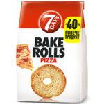 Бейк ролс пица 112гр.