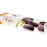 Карлети шоколадови арки с портокал 75гр.