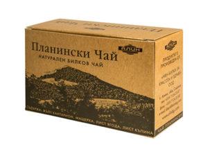 Планински Чай