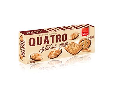 Куатро Шоколад 200гр.