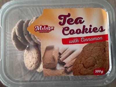 Милина бисквити с канела 300гр