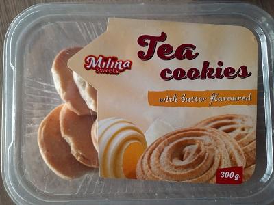 Милина бисквити с масло 300гр